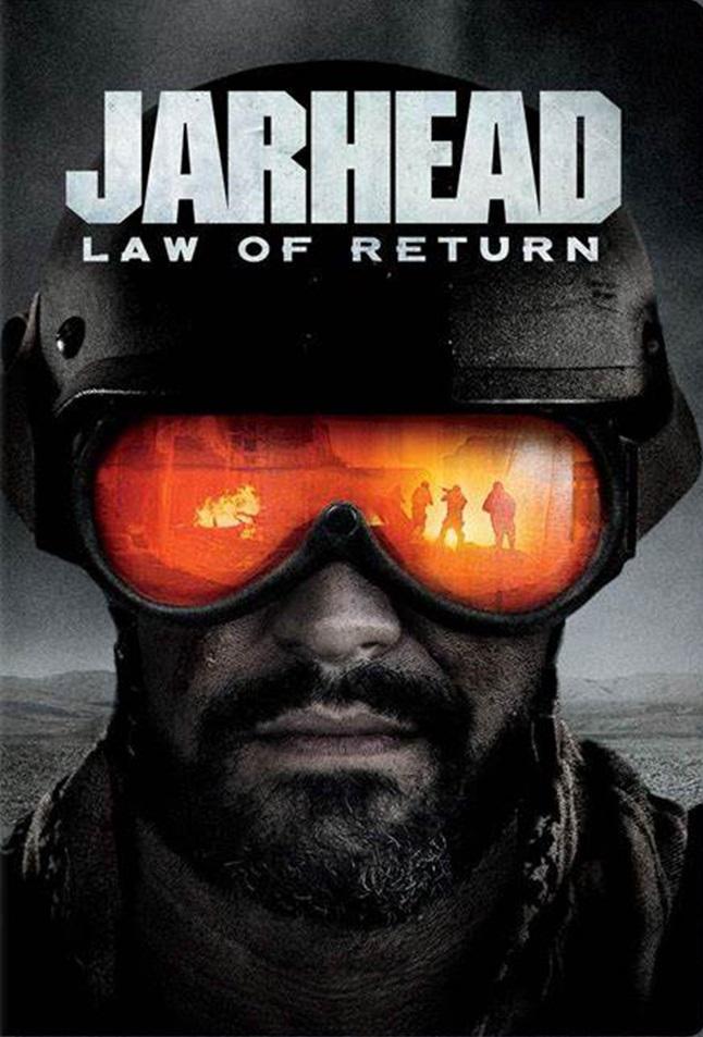 Jarhead Law Of Return จาร์เฮด พลระห่ำสงครามนรก 4